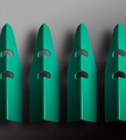PinCab Protectors — Green