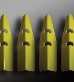 PinCab Protectors — Yellow