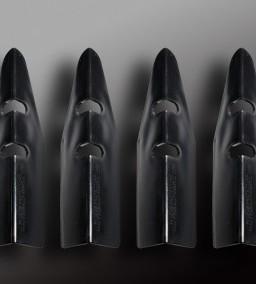 PinCab Protectors — Black